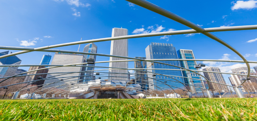 Take a picnic to the Jay Pritzker Pavilion