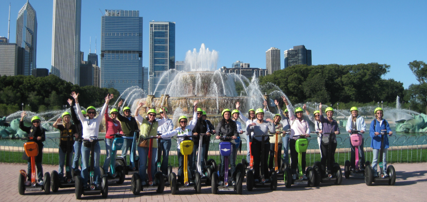 Visit these places and more on a segway tour inner
