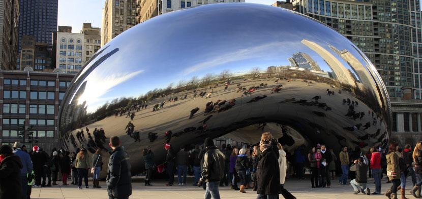 chicago bean visti