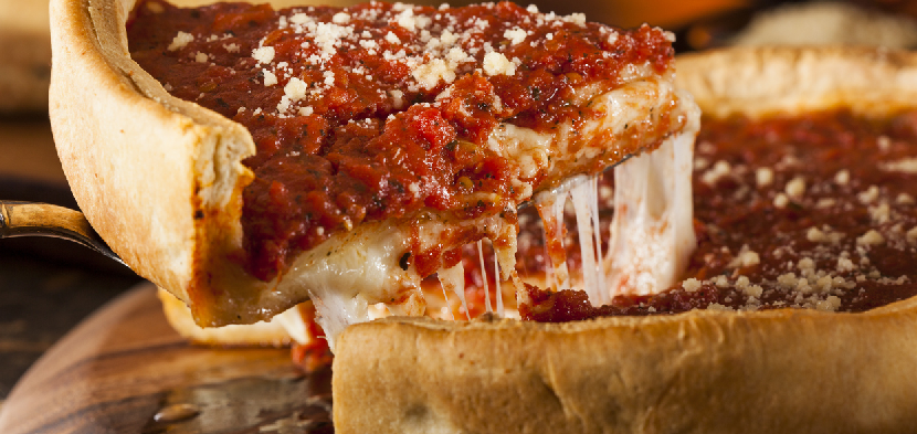 inner deep dish pizza