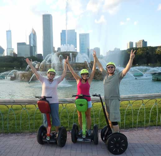 4. The latest Segway models